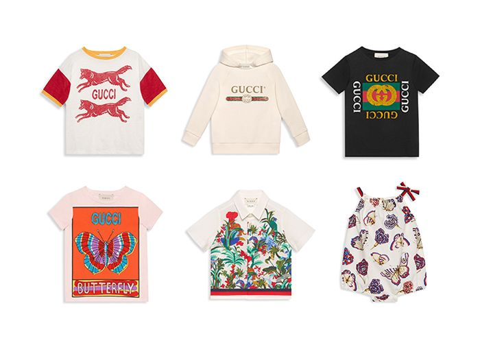 Gucci Kids Spring Collection 2018 - minilicious.com