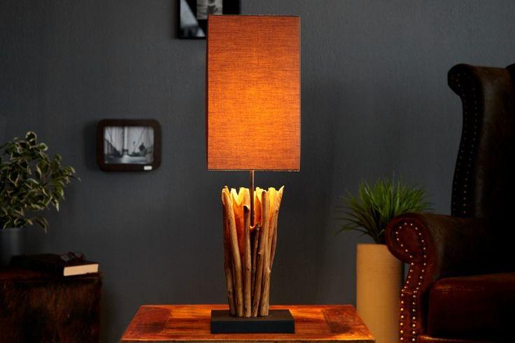 Luxusná stolová lampa ELEMENTAR