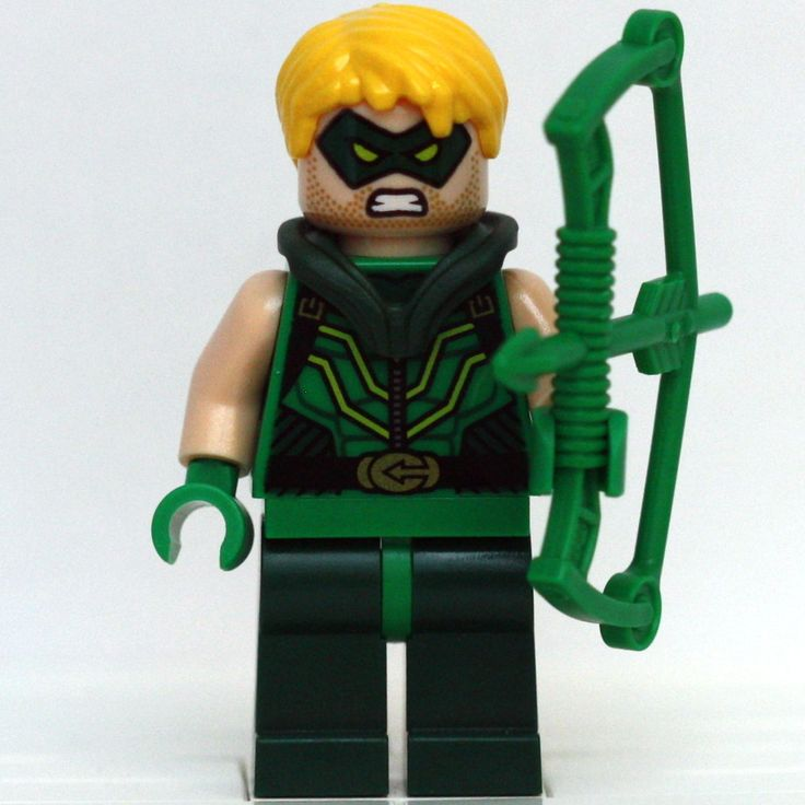 Lego 76028: DC Super Heroes--Green Arrow