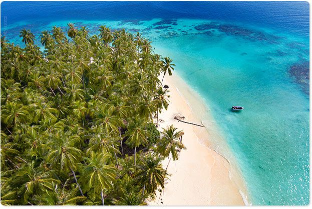 The Mentawai Islands - Indonesia