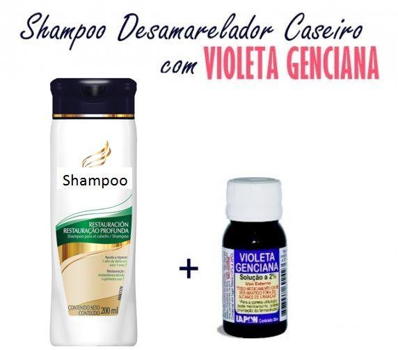 Como usar Violeta Genciana nos cabelos: Adicionando uma ou duas gotinhas ao shampoo, condicionador ou máscara. https://www.facebook.com/pages/Chiquinha-Artesanato/345067182280566