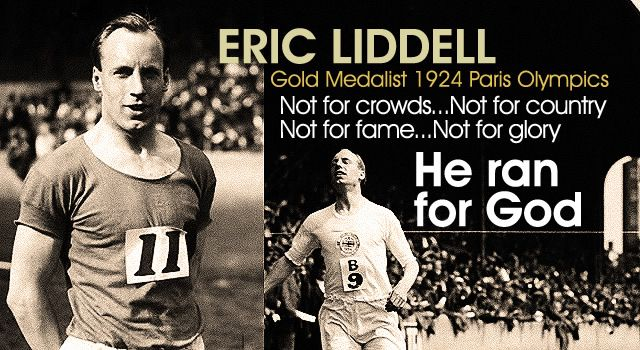 Eric Liddell – The Olympian who ran for God | Free Heart Day