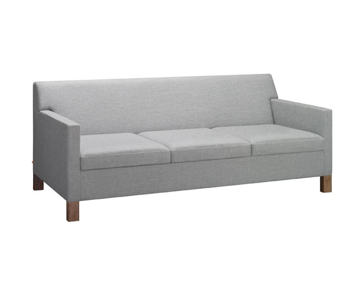 """#Westhausen #Sofa    Designed in 1926 for private residences as part of the significant """"New Frankfurt"""" housing programme, the Westhausen sofa represents Ferdinand Kramer's visionary and enduring design aesthetic."""