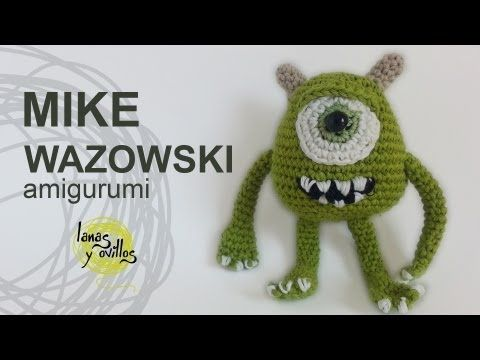 Amigurumi Pumpkin Jack tutorial Part 1 - YouTube