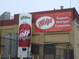 Faygo Pop Located at 3579 Gratiot Ave in Detroit