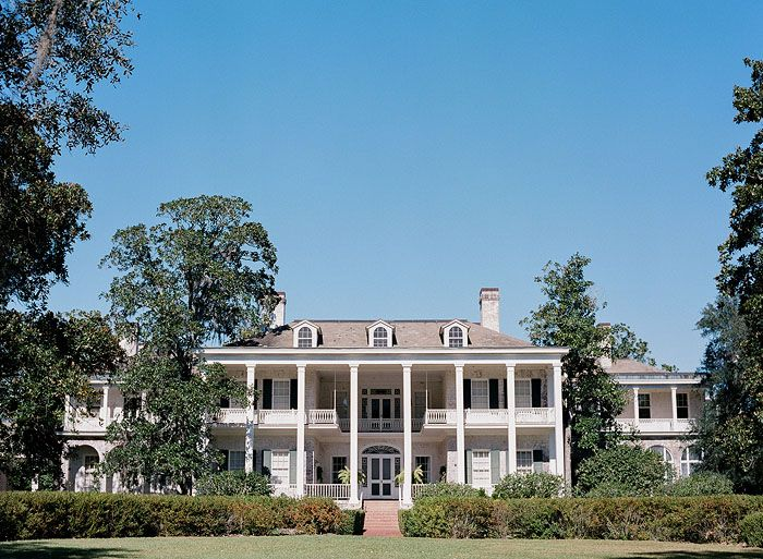 Pebble Hill Plantation Wedding GA