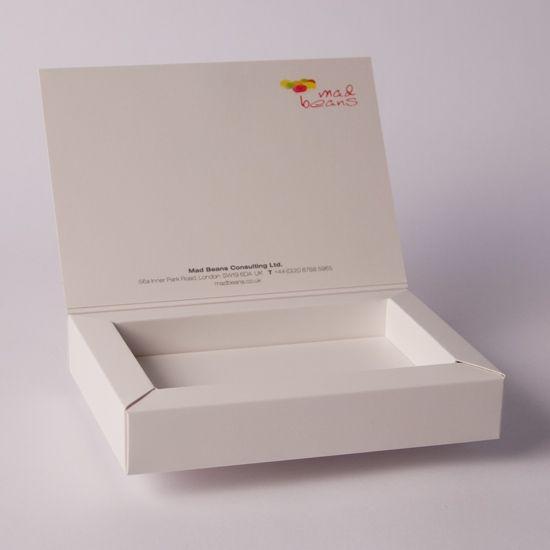 Simple Hinged Lid Presentation Box