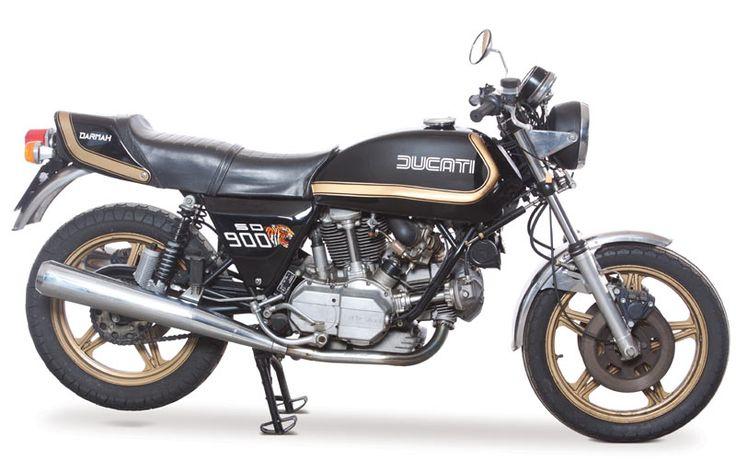 1979 Ducati 900 SD Darmah