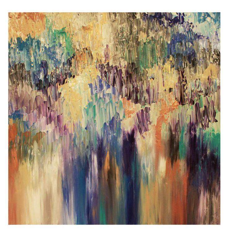 "untitled 105 30""x40"" acrylic on canvas"