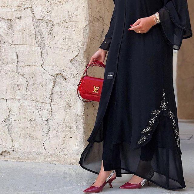 Pin On Muslimah Hijab Fashion Abaya Style Maxi Dress Long Dress Kebaya Baju Kurung