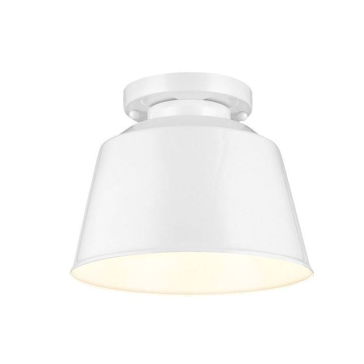 Freemont 1 Light Outdoor Flush Mount by Feiss