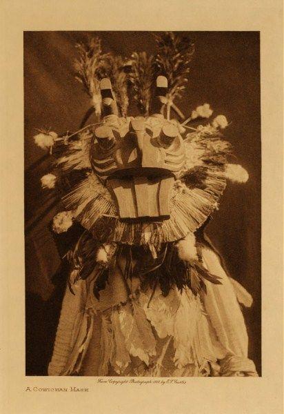 A Cowichan Mask