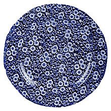 Buy Burleigh Blue Calico Dessert Plate Online at johnlewis.com