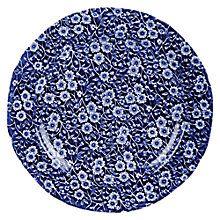 Buy Burleigh Blue Calico Dessert Plate Online at johnlewis.com