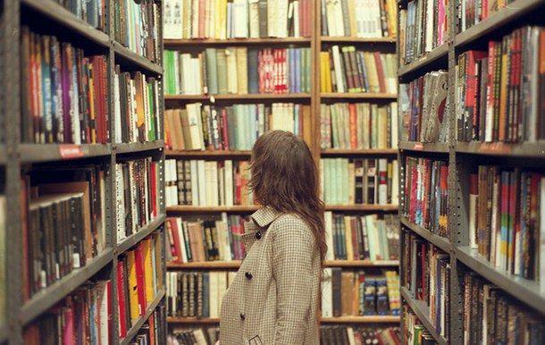 и, челка, красиво, книги, мило, мода, девушка, библиотека, больше, умник, фотография, винтаж