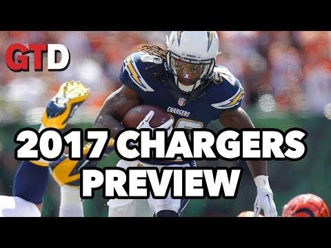 2017 NFL Team Previews: Los Angeles Chargers | Game time Decisions