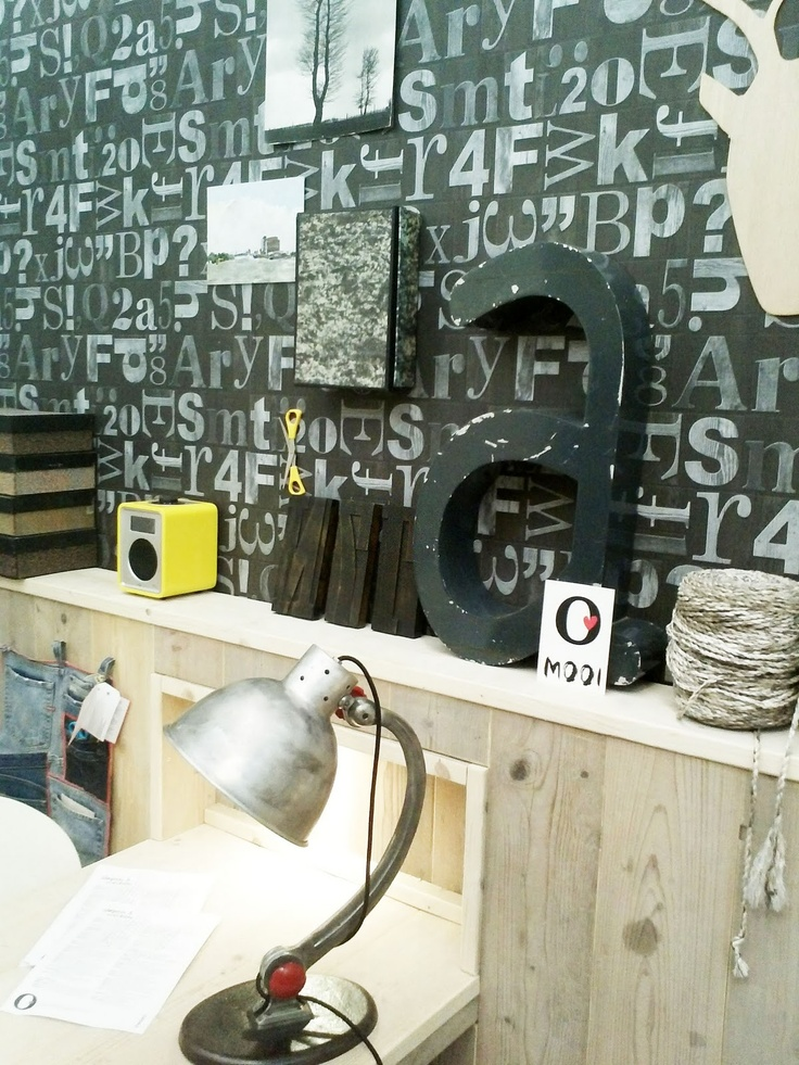 : Interiors Style, Offices Spaces, Workspaces, Children Spaces Loft, Typography Letters, Dreams Interiors