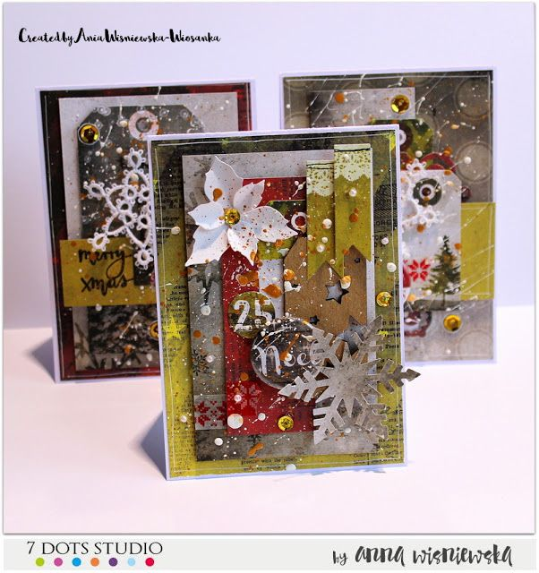 Yuletide Christmas cards