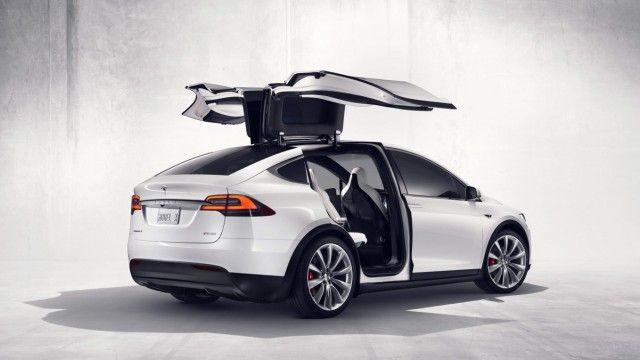 The new Tesla