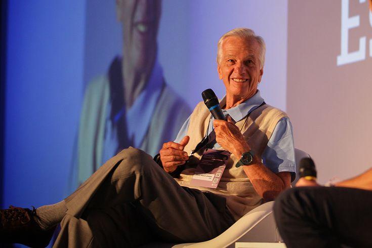 Jorge Paulo Lemann, o maior bilionário do Brasil (Divulgação/Fundação Estudar)