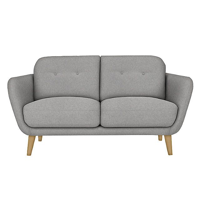 House By John Lewis Arlo Small 2 Seater Sofa Light Leg 2 Seater Sofa Seater Sofa House By John Lewis