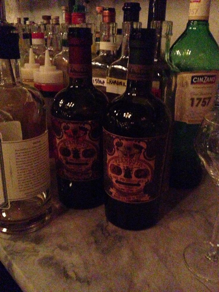 Vermouth del Professore in Portland