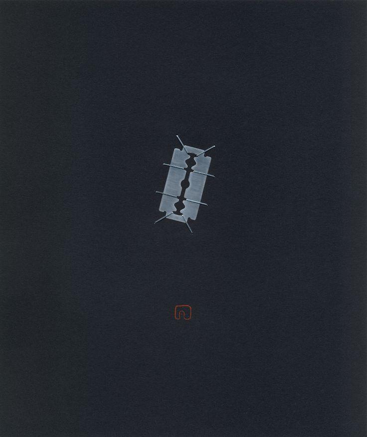 Mono no aware N°04 - 21 x 25 cm / Art by Slavomir Zombek