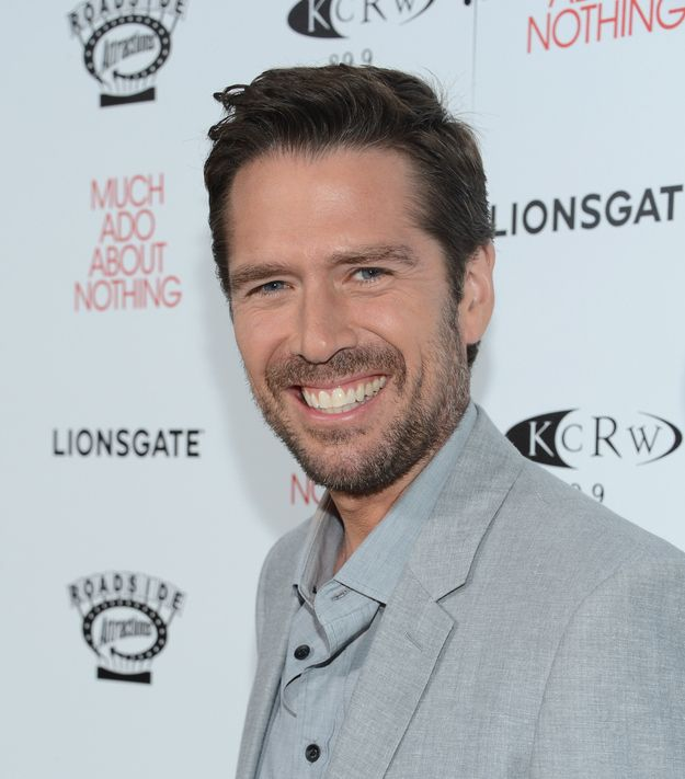 "Alexis Denisof Celebrates ""Much Ado"" And Discusses A Potential ""Angel"" Revival [the answer to that is no, so don't get your hopes up]"