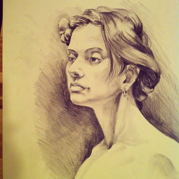 Live drawing Sketch 2013