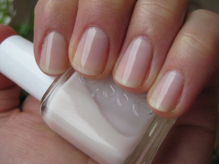 Essie Mademoiselle Neutral Nails Natural Looks And Polish