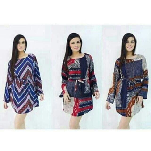 I'm selling Stella Miranda Printed Dress for ₱420. Get it on Shopee now!https://shopee.ph/theshopaholicscabinet/10535326 #ShopeePH