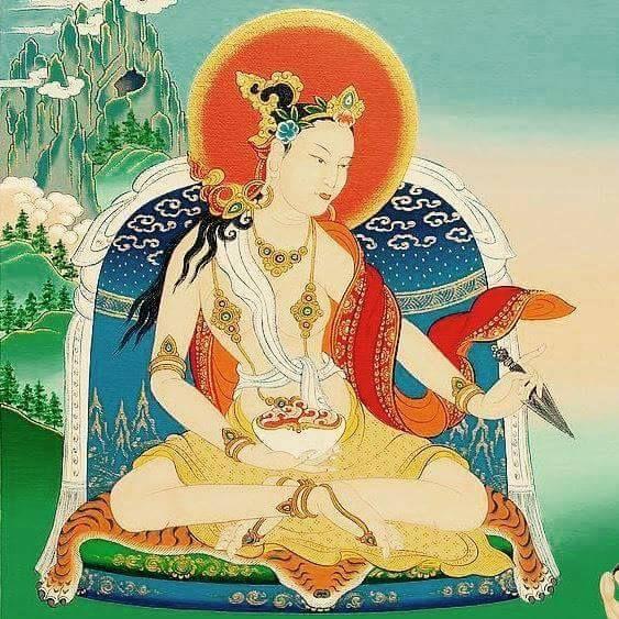 26 best ngakpas images on pinterest buddhist art tibetan yeshe tsogyal bouddhisme tibtain fandeluxe Images
