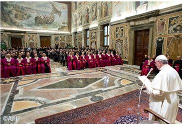 Pope Francis establishes Commission to reform marriage annulment process