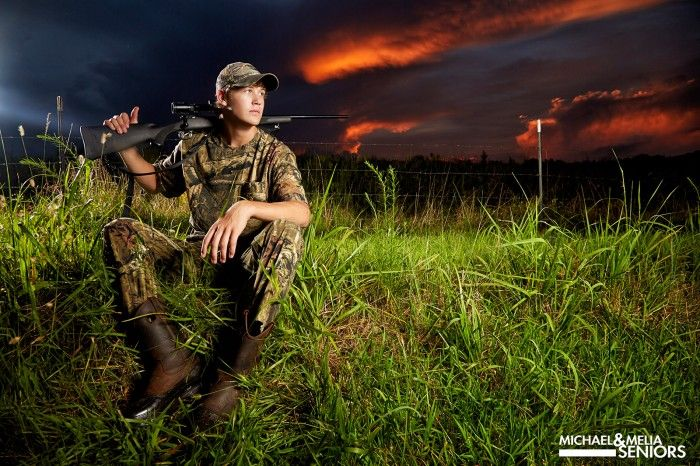 fishing senior pictures | Hunting and Fishing-Themed Senior Pictures for High Schoolers