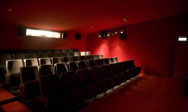 Eens moet de eerste keer zijn; naar een kindervoorstelling in de bioscoop