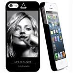 ELEVEN PARIS KATE BLACK COVER IPHONE 5 op Fnac.be