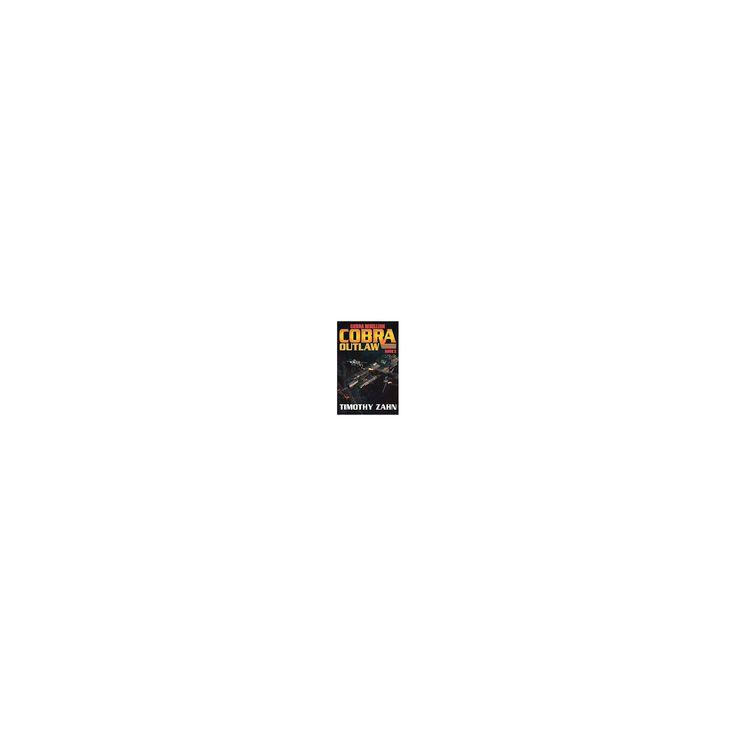 Cobra Outlaw (Reprint) (Paperback) (Timothy Zahn)
