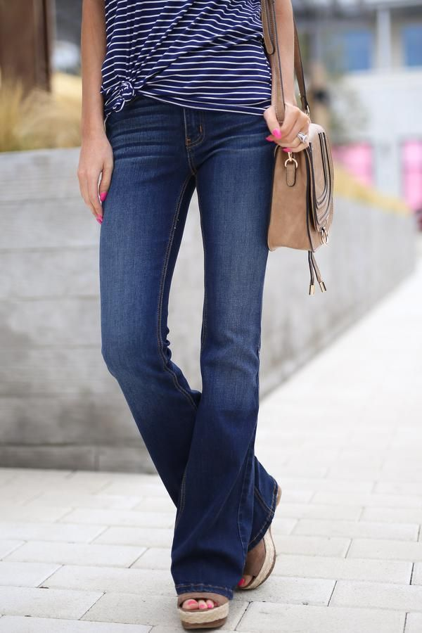 08018e6eedc8 KAN CAN Spilling Secrets Bootcut Jeans   outfit ideas   Pinterest ...