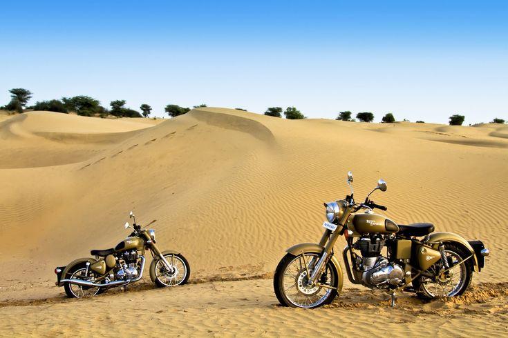 Royal Enfield Classic Desert Storm