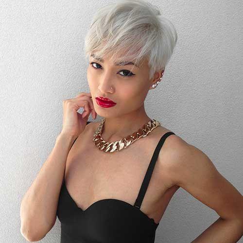 Pixie Cut Blonde-2
