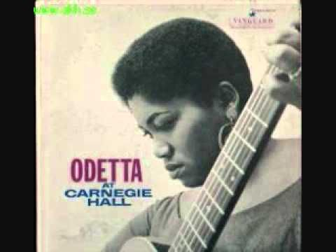 ▶ Sometimes I Feel Like A Motherless Child - Odetta - YouTube - She is superb! Gives me chills.