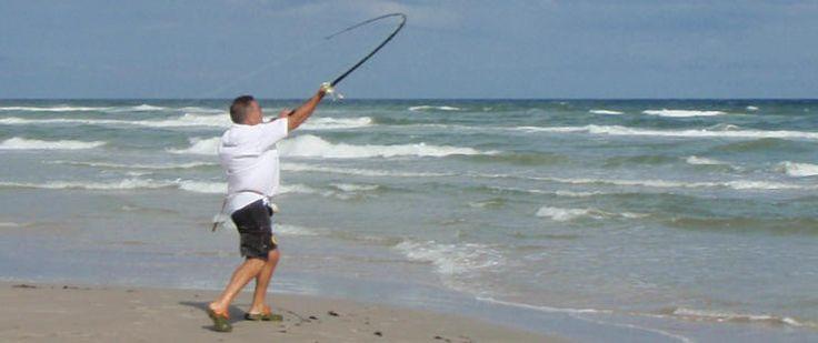 Cañas de surfcasting - Guía completa para elegir la mejor caña de pescar - Todo para la pesca