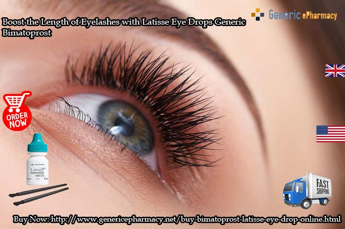 The Latisse Eye Drops Is The Generic Formulation Of Generic