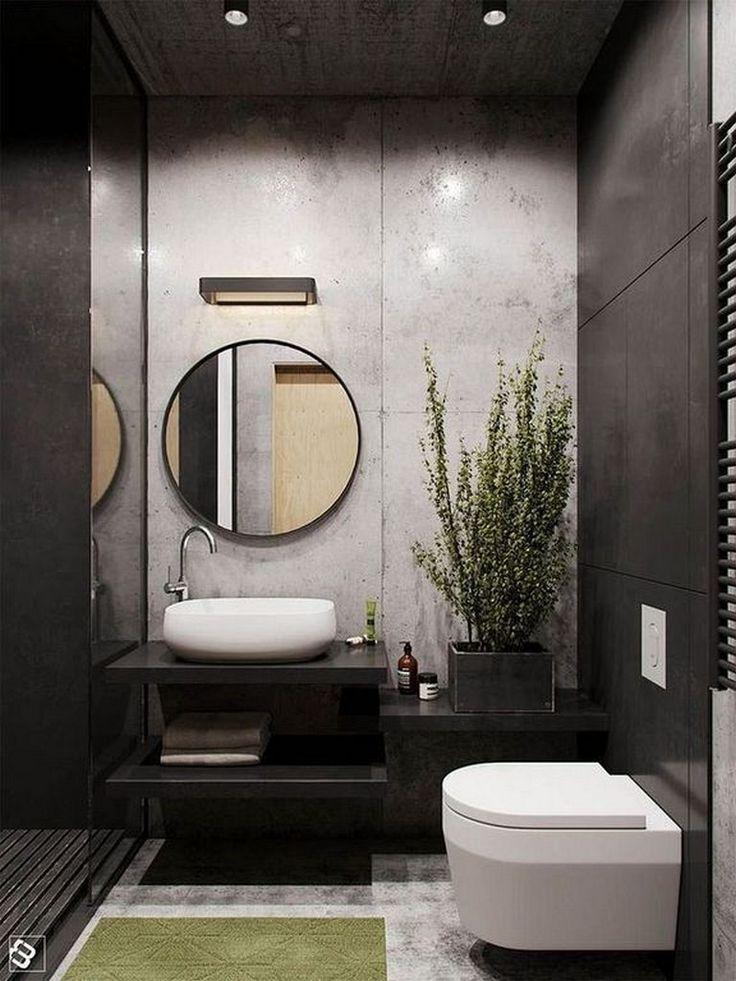 50+ Amazing Restaurant Bathroom Ideas For Visitors To Feel Comfortable