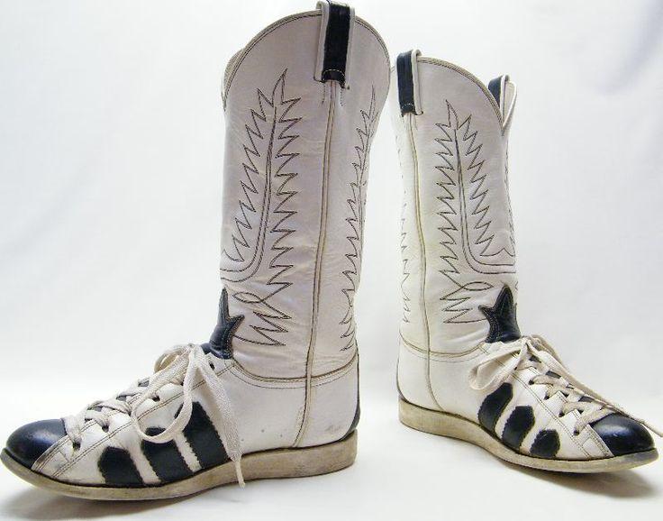 cowboy tennis shoes | ... TONY LAMA TENNIS SHOE CLOWN COWBOY ...