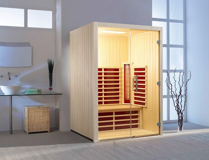 die besten 25 infrarotsauna ideen auf pinterest infrarot sauna hotel sauna und hotel berghof. Black Bedroom Furniture Sets. Home Design Ideas