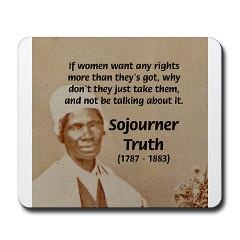 by Sojourner Truth
