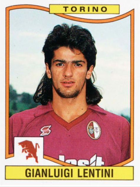 Gianluigi Lentini (Torino FC, 1986–1988 & 1989–1992, 111 apps, 16 goals + 1997–2001, 93 apps, 6 goals)