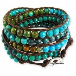 If you love the style of trendy wrapped bracelets, and want to make your own custom pieces, you're sure to enjoy this selection of the best wrap bracelet tutorials. There's something for everyone, from DIY bracelet projects for the absolute...
