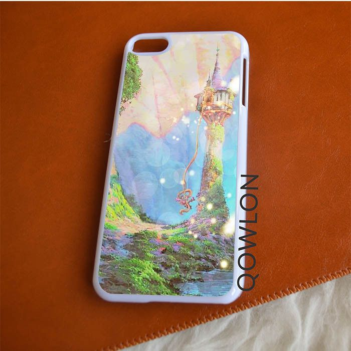 Castle Tangled Cartoon iPod Touch 6 | 6TH GEN Case
